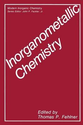 Inorganometallic Chemistry - Modern Inorganic Chemistry (Paperback)