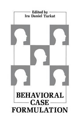 Behavioral Case Formulation (Paperback)