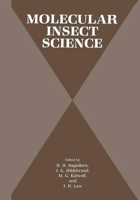 Molecular Insect Science (Paperback)