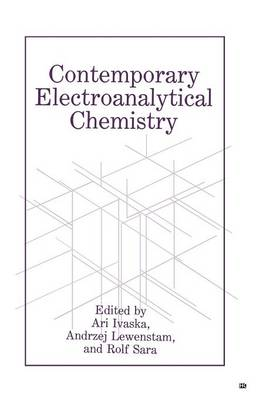 Contemporary Electroanalytical Chemistry (Paperback)