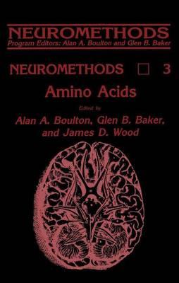 Amino Acids - Neuromethods 3 (Paperback)