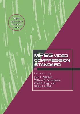 MPEG Video Compression Standard (Paperback)