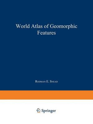 World Atlas of Geomorphic Features (Paperback)