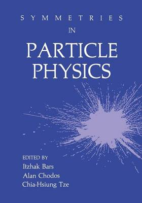 Symmetries in Particle Physics (Paperback)