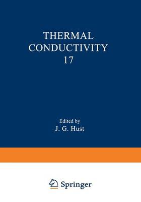 Thermal Conductivity 17 (Paperback)