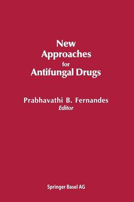 New Approaches for Antifungal Drugs (Paperback)