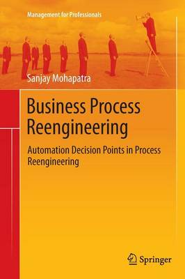 Business Process Reengineering: Automation Decision Points in Process Reengineering - Management for Professionals (Paperback)