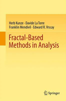 Fractal-Based Methods in Analysis (Paperback)