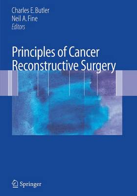 Principles of Cancer Reconstructive Surgery (Paperback)