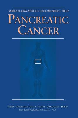 Pancreatic Cancer - MD Anderson Solid Tumor Oncology Series (Paperback)