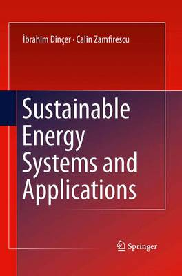 Sustainable Energy Systems and Applications (Paperback)