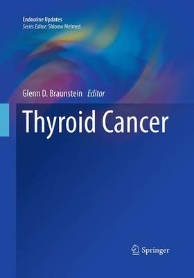 Thyroid Cancer - Endocrine Updates 32 (Paperback)