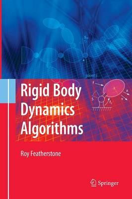 Rigid Body Dynamics Algorithms (Paperback)