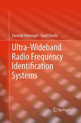 Ultra-Wideband Radio Frequency Identification Systems (Paperback)