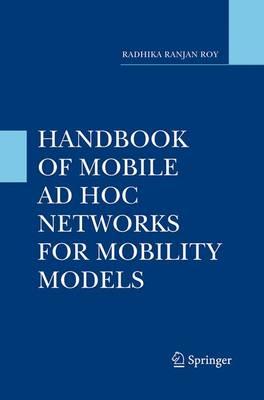 Handbook of Mobile Ad Hoc Networks for Mobility Models (Paperback)