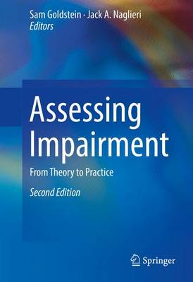 Assessing Impairment: From Theory to Practice (Hardback)