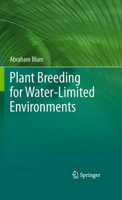 Plant Breeding for Water-Limited Environments (Paperback)