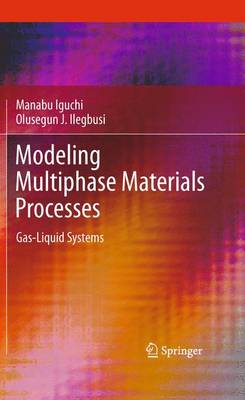 Modeling Multiphase Materials Processes: Gas-Liquid Systems (Paperback)