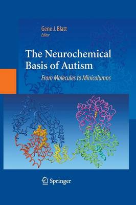 The Neurochemical Basis of Autism: From Molecules to Minicolumns (Paperback)
