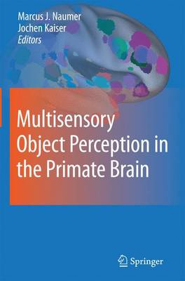 Multisensory Object Perception in the Primate Brain (Paperback)