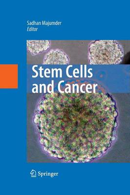 Stem Cells and Cancer (Paperback)