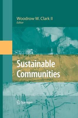 Sustainable Communities (Paperback)