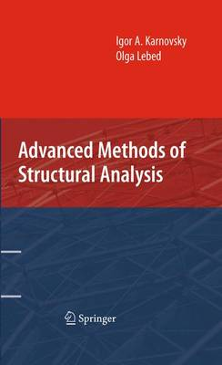 Advanced Methods of Structural Analysis (Paperback)