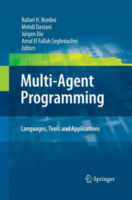 Multi-Agent Programming:: Languages, Tools and Applications (Paperback)