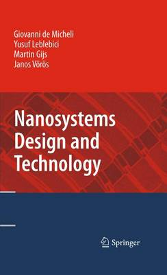 Nanosystems Design and Technology (Paperback)