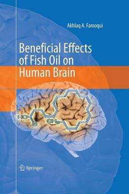 Beneficial Effects of Fish Oil on Human Brain (Paperback)