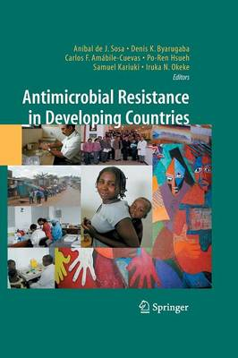 Antimicrobial Resistance in Developing Countries (Paperback)