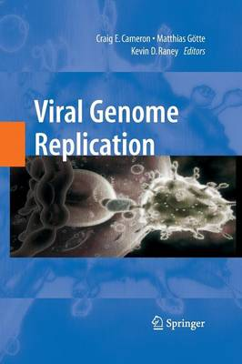 Viral Genome Replication (Paperback)