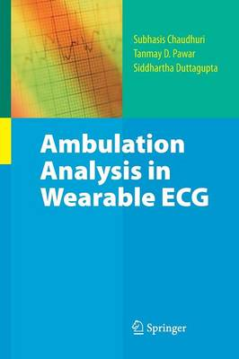 Ambulation Analysis in Wearable ECG (Paperback)