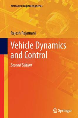 Vehicle Dynamics and Control - Mechanical Engineering Series (Paperback)