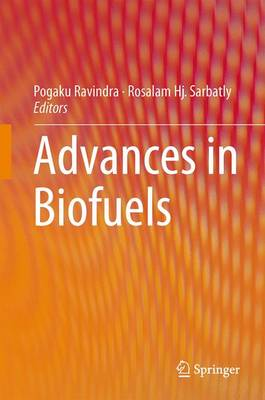 Advances in Biofuels (Paperback)