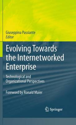 Evolving Towards the Internetworked Enterprise: Technological and Organizational Perspectives (Paperback)