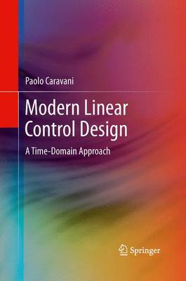 Modern Linear Control Design: A Time-Domain Approach (Paperback)