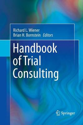 Handbook of Trial Consulting (Paperback)