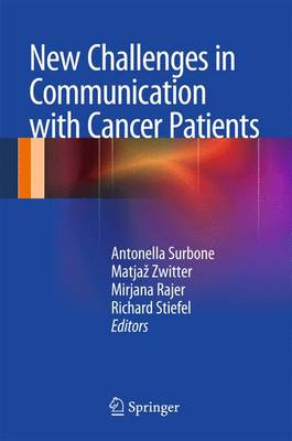 New Challenges in Communication with Cancer Patients (Paperback)