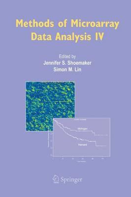 Methods of Microarray Data Analysis IV (Paperback)