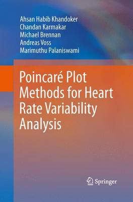 Poincare Plot Methods for Heart Rate Variability Analysis (Paperback)