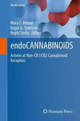 endoCANNABINOIDS: Actions at Non-CB1/CB2 Cannabinoid Receptors - The Receptors 24 (Paperback)