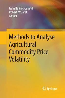 Methods to Analyse Agricultural Commodity Price Volatility (Paperback)