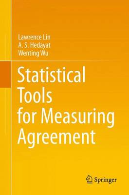Statistical Tools for Measuring Agreement (Paperback)