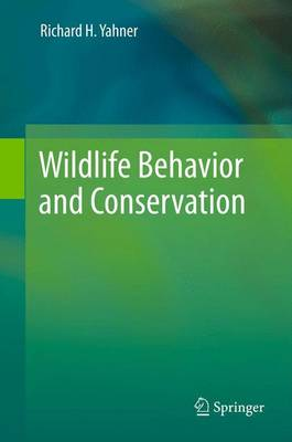 Wildlife Behavior and Conservation (Paperback)