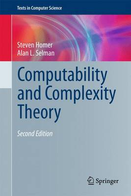 Computability and Complexity Theory - Texts in Computer Science (Paperback)