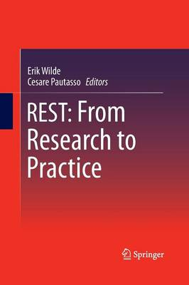 REST: From Research to Practice (Paperback)