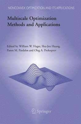 Multiscale Optimization Methods and Applications - Nonconvex Optimization and Its Applications 82 (Paperback)