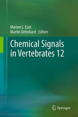 Chemical Signals in Vertebrates 12 (Paperback)
