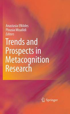 Trends and Prospects in Metacognition Research (Paperback)